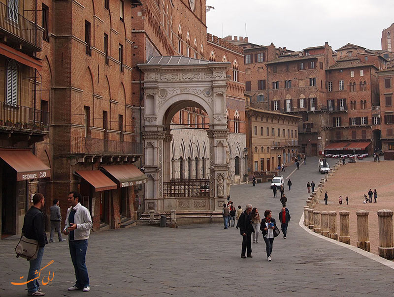 سینا در ایتالیا