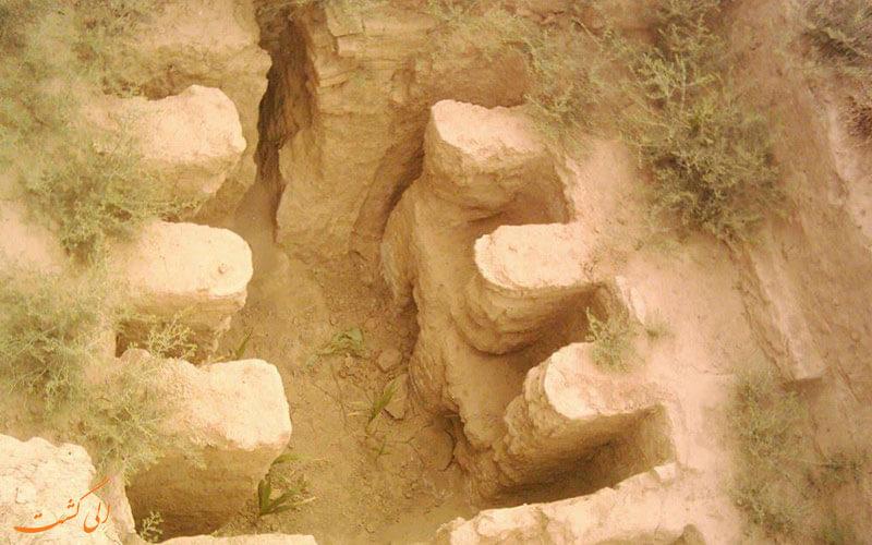 محوطه هفت تپه