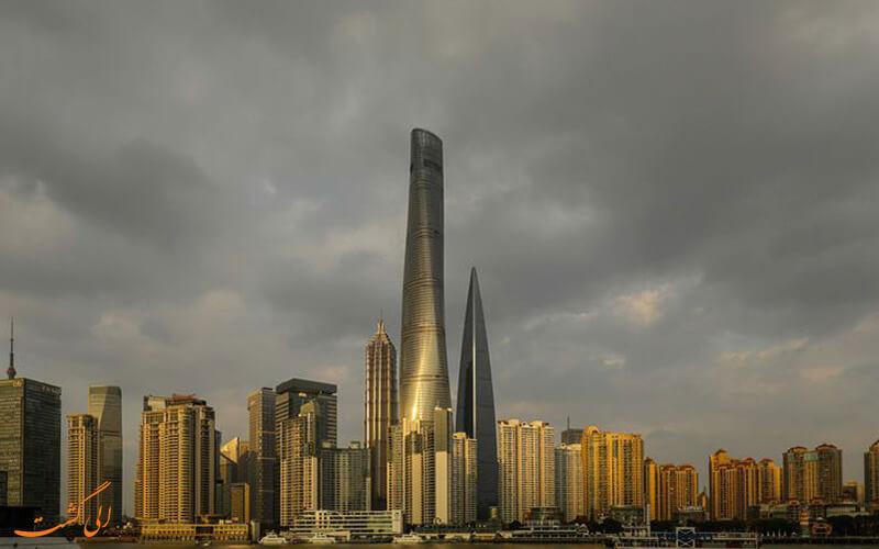 دومین آسمان خراش بلند دنیا