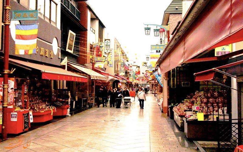 معروف ترین خیابان های توکیو