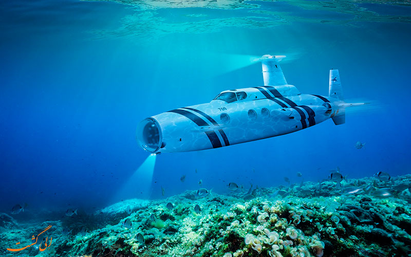 زیر دریایی