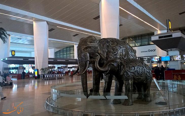 فرودگاه بین المللی دهلی