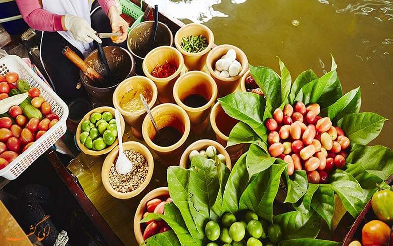 رستوران های خیابانی تایلند