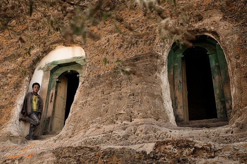 کلیساهای در اتیوپی
