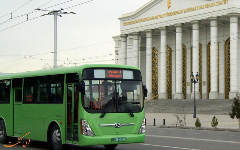 حمل و نقل در ترکمنستان