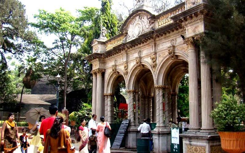 ویکتوریا در بمبئی