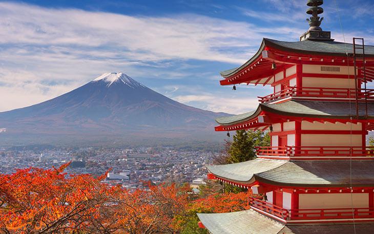 ویزای توریستی ژاپن