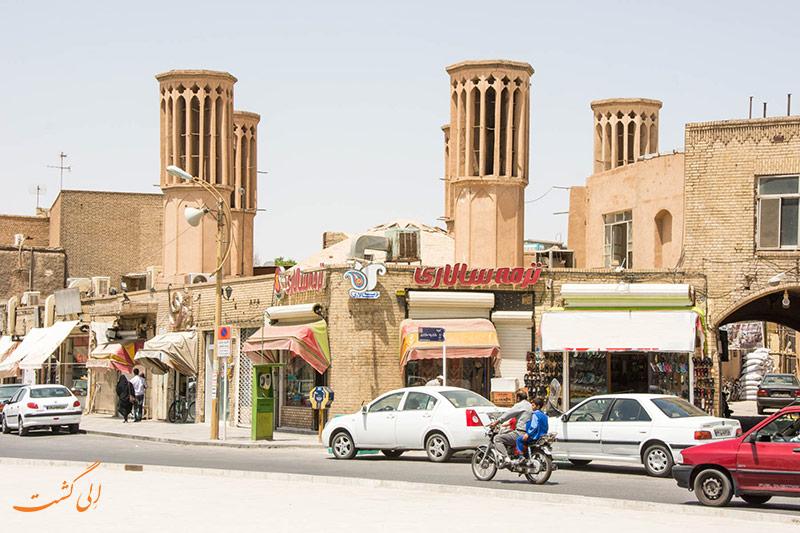 حمل و نقل در یزد