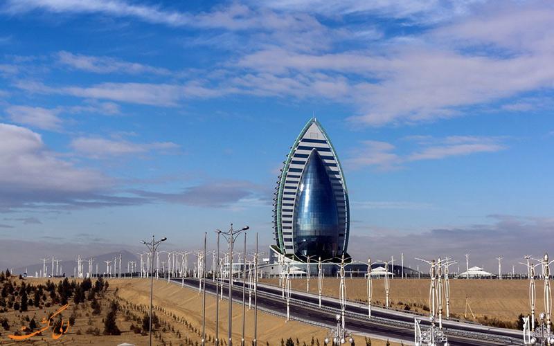 هتل ییلدیز در ترکمنستان