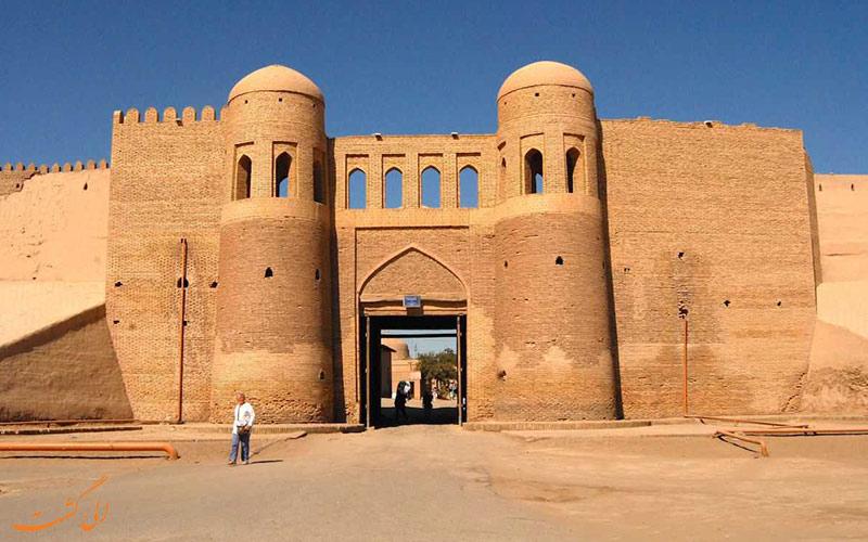 آثار-تاریخی-ازبکستان