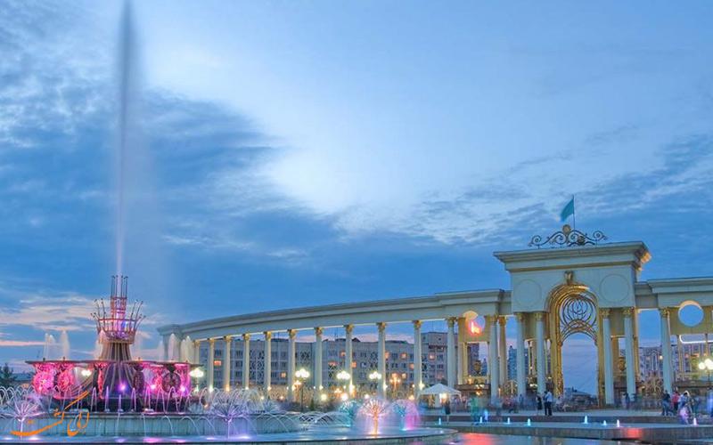 شهر-تاشکند