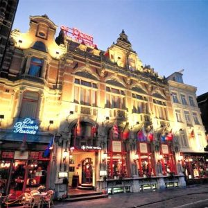 هتل دای پورت ون کلیو آمستردام Hotel Die Port van Cleve- الی گشت