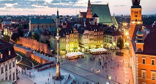 ویدیویی از جاذبه های لهستان- الی گشت