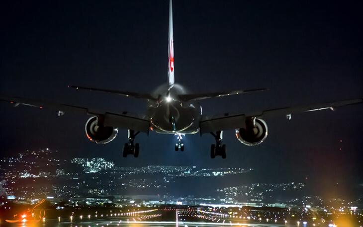 چراغ هواپیما