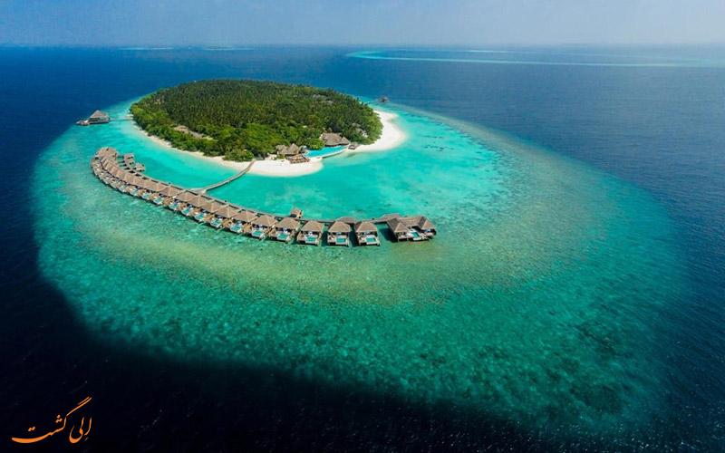 هتل دوسیت تانی مالدیو