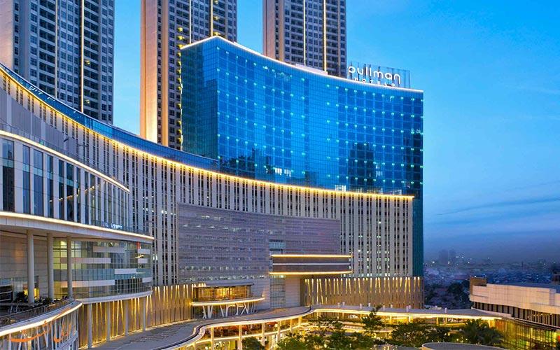 هتل پولمن جاکارتا سنترال پارک
