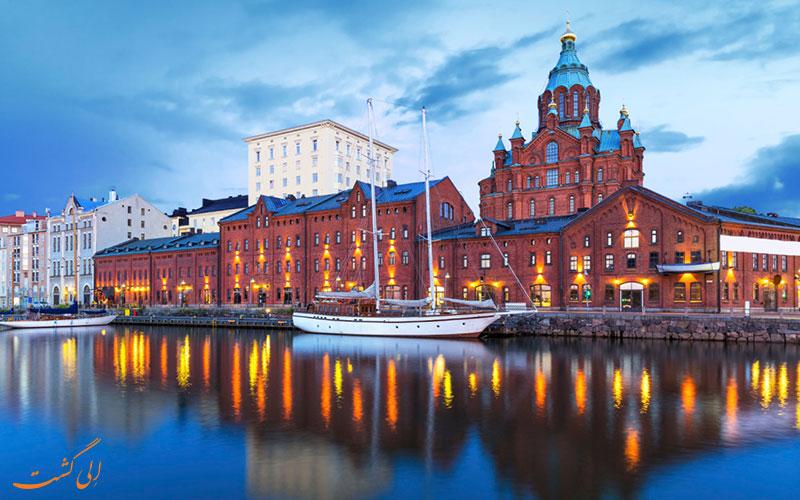برترین دانشگاه های فنلاند
