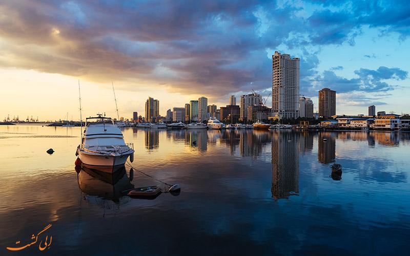 مانیل، پایتخت فیلیپین