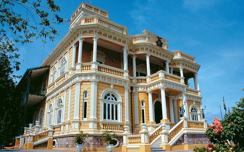 کاخ ریو نگرو در مانائوس