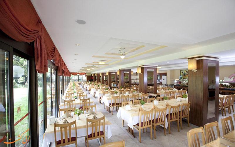 هتل ماربل کوش آداسی | رستوران