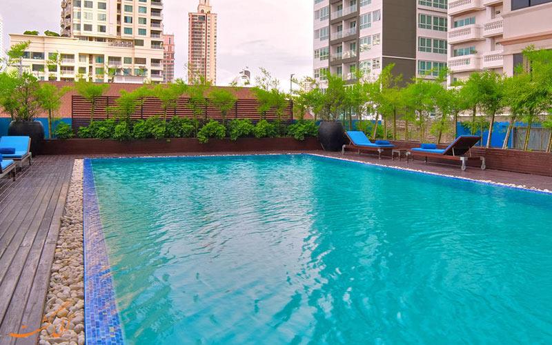 هتل مارول بانکوک | استخر