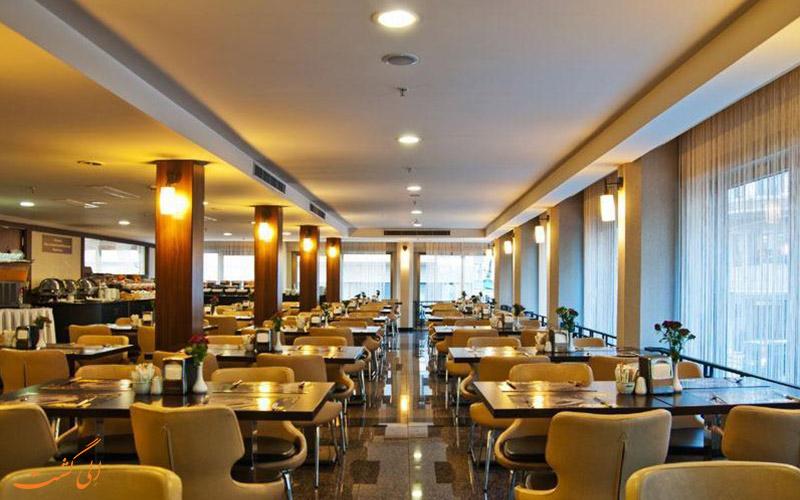 هتل ریوا تکسیم | رستوران