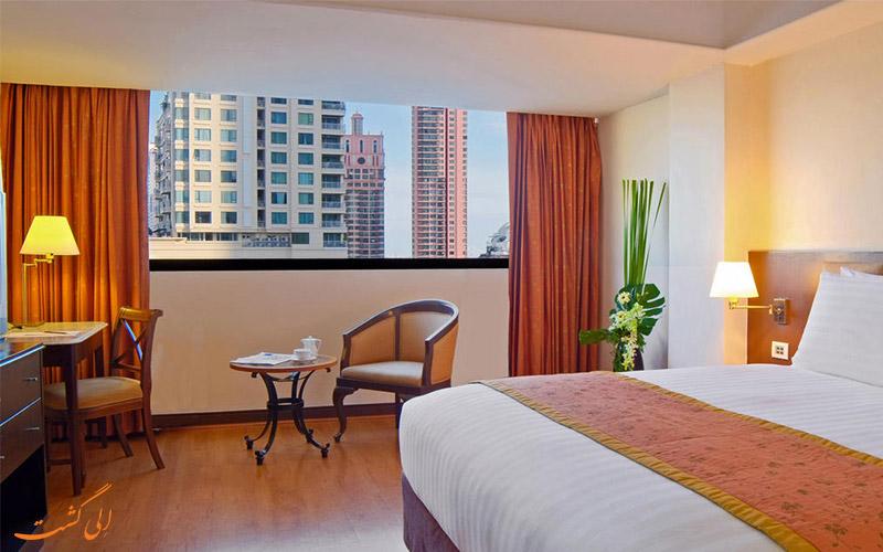 هتل مارول بانکوک | نمونه اتاق 1