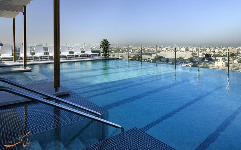 استخر هتل ناسیما رویال دبی