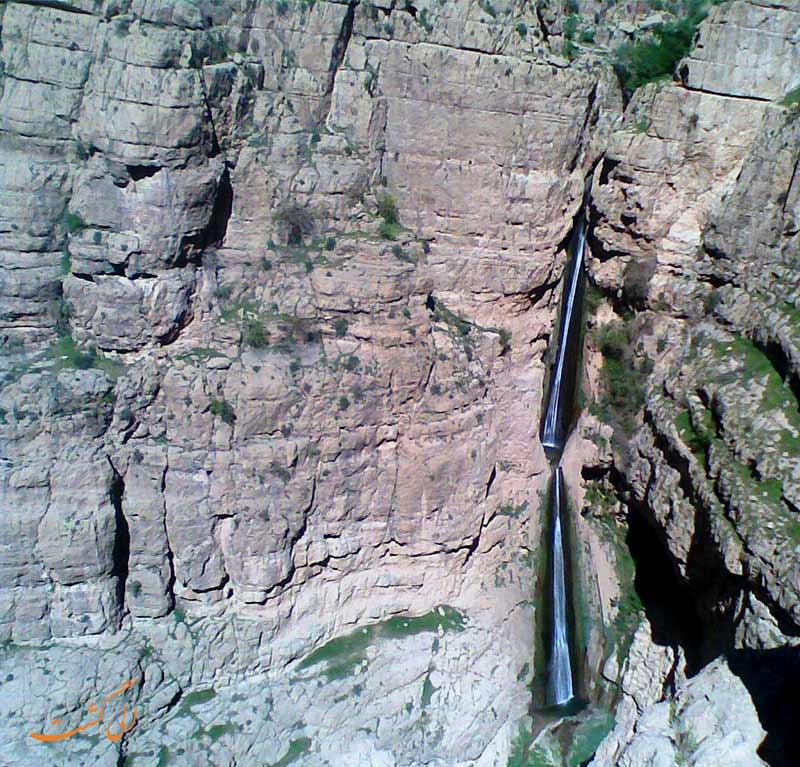 آبشار ریجاب کرمانشاه