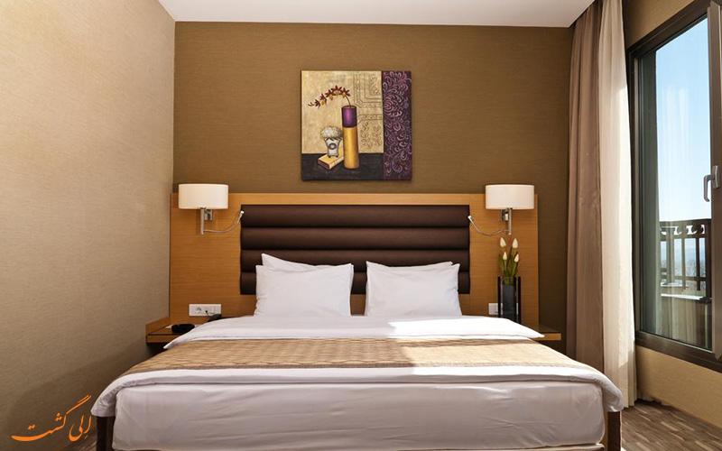 هتل ریوا تکسیم | اتاق