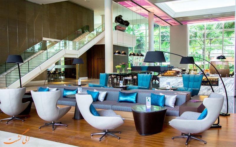 خدمات رفاهی هتل پولمن بانکوک کینگ پاور