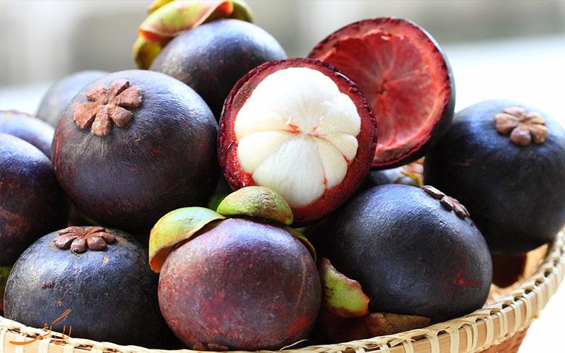 میوه منگوستن