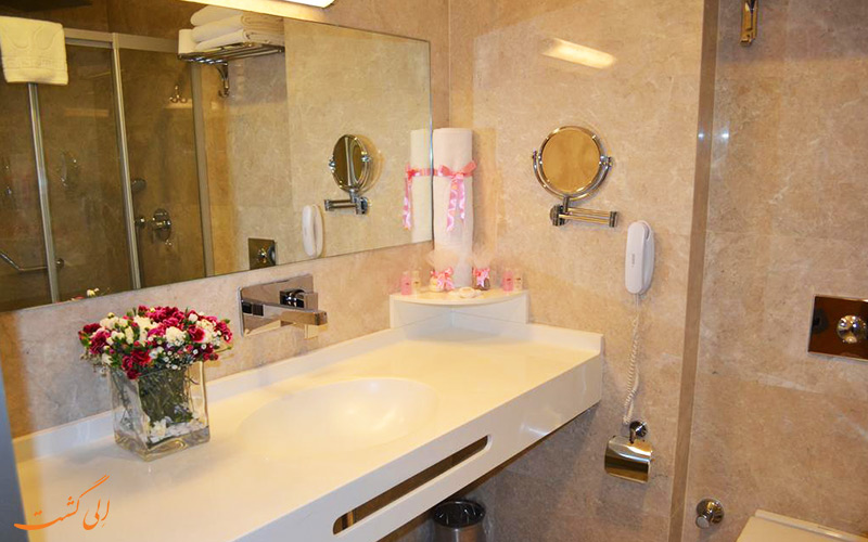 هتل ریوا تکسیم | سرویس بهداشتی