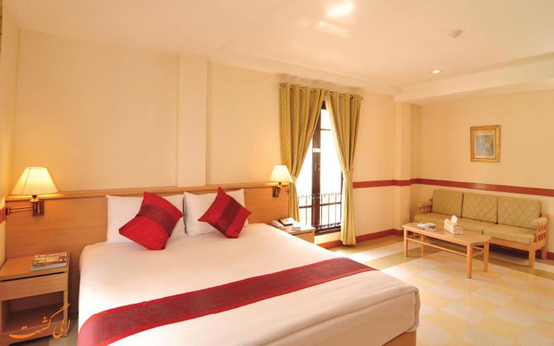 اتاق هتل بایوک اسکای