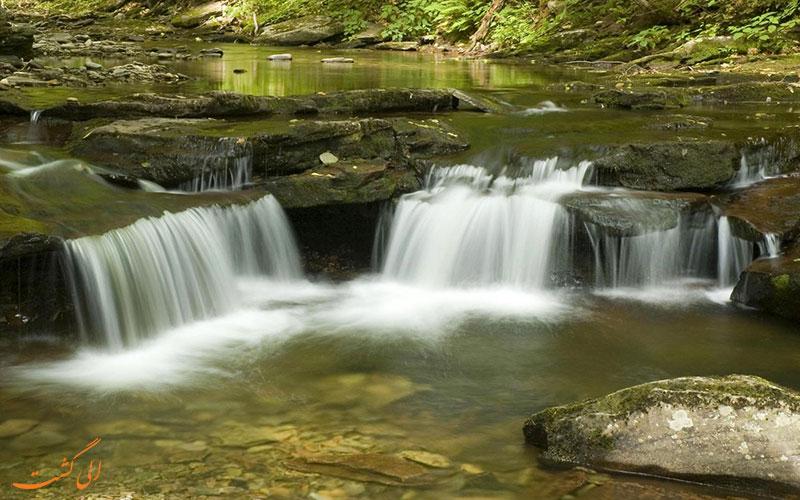 آبشارهای پرزیدنته فیگیردو