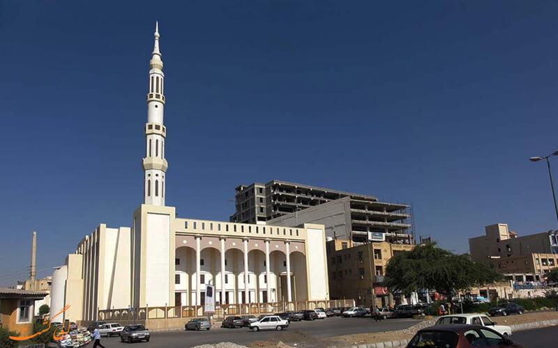 مسجد دلگشا در بندرعباس