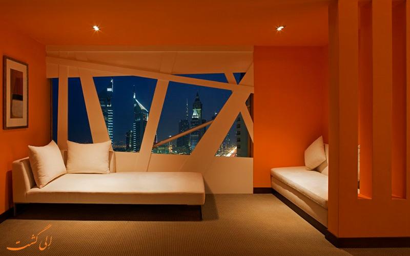 اتاقی در هتل ناسیما رویال