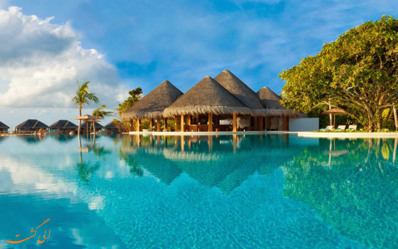 هتل 5 ستاره دوسیت تانی در کشور مالدیو