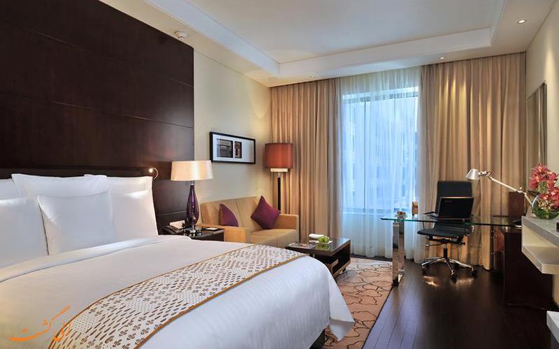 هتل ماریوت جیپور | نمونه اتاق 3