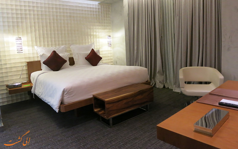 اتاقی در هتل پولمن جاکارتا سنترال پارک
