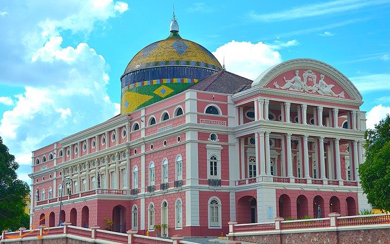 سالن نمایش آمازوناس