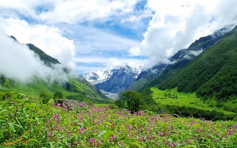 دره گل ها، اوتاراخند
