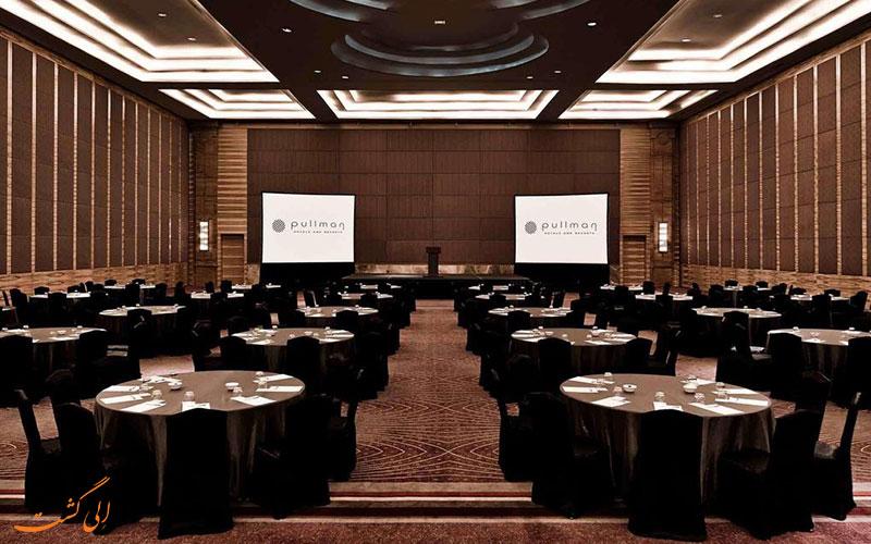 هتل پولمن جاکارتا سنترال پارک   اتاق کنفرانس