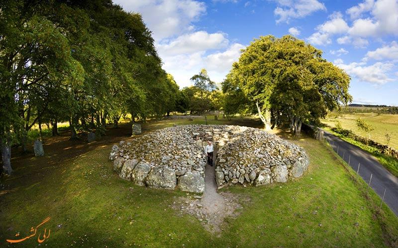 قبرستان اسکاتلند