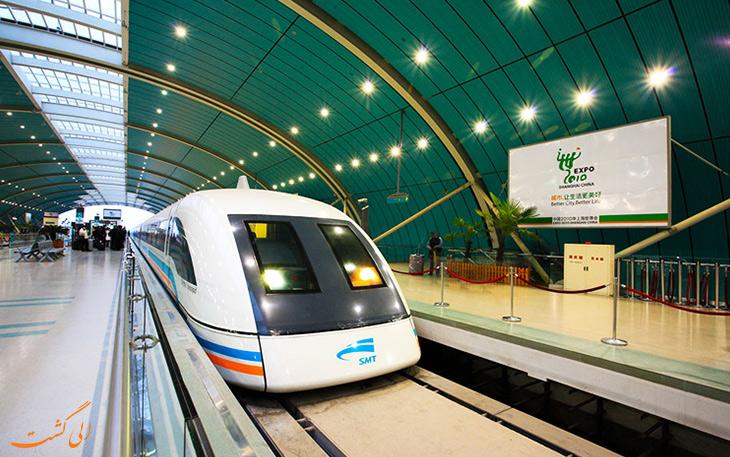 سریع ترین قطار جهان