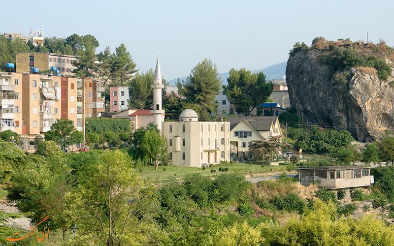 شهرهای آلبانی