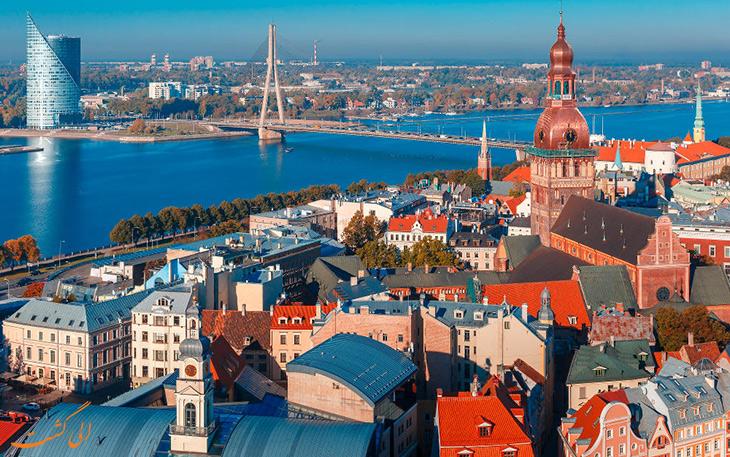 عکس هایی از کشور لیتوانی