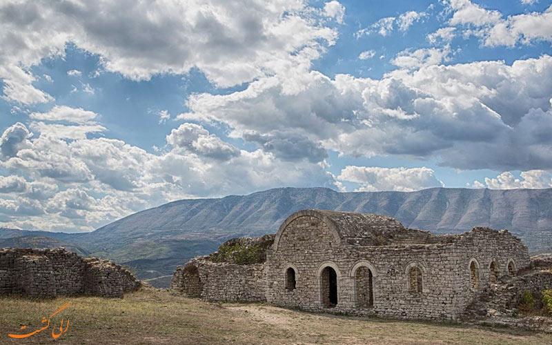 جاذبه های تاریخی آلبانی