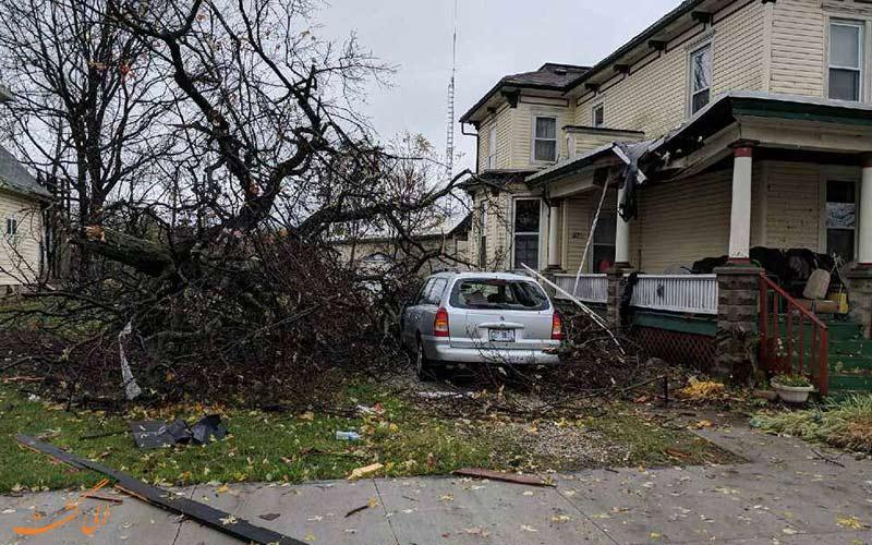 توفان آمریکا