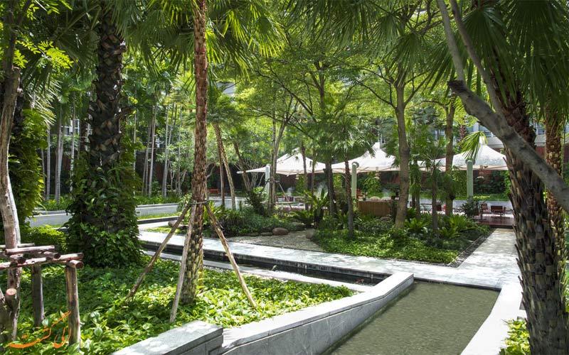 هتل پولمن بانکوک کینگ پاور- الی گشت